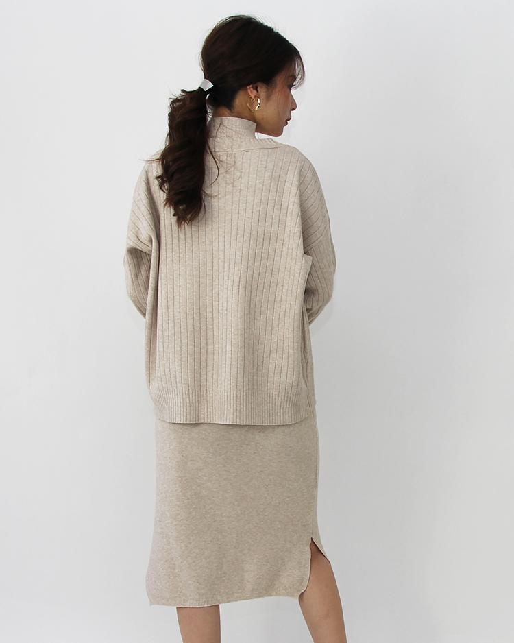 2Way knit one piece